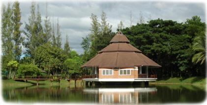 Meditation-hall